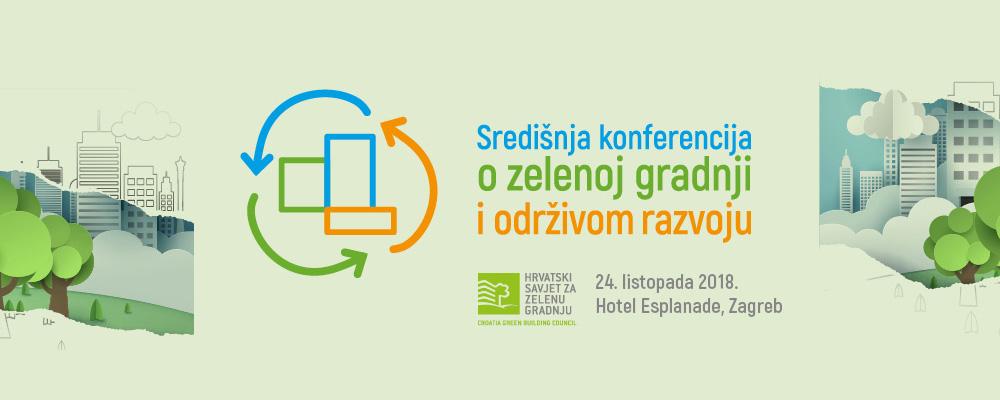 Konferencija o zelenoj gradnji i održivom razvoju