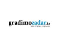 Gradimo Zadar logo