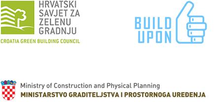 BUILD UPON konferencija logos
