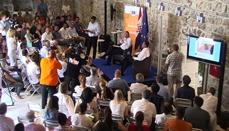 HUPFAS s potpredsjednikom Europske komisije