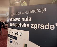 """HUPFAS sponzor međunarodna konferencije """"Gotovo nula energetske zgrade – nZEB za sve"""""""