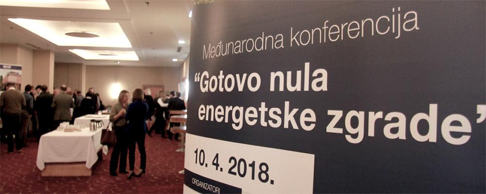 """HUPFAS sponzor međunarodne konferencije """"Gotovo nula energetske zgrade – nZEB za sve"""""""