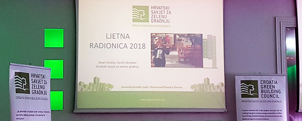 Ljetna zelena radionica 2018
