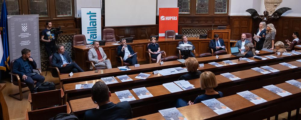 Panel diskusija u HGK o Zakonu o obnovi nakon potresa u Zagrebu